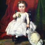 Little Miss San Francisco, 1853, by Charles Christian Nahl