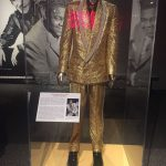 Elvis Presley Suit, 1968, designed by Bill Belew, Collection of the Elvis Presley Enterprises