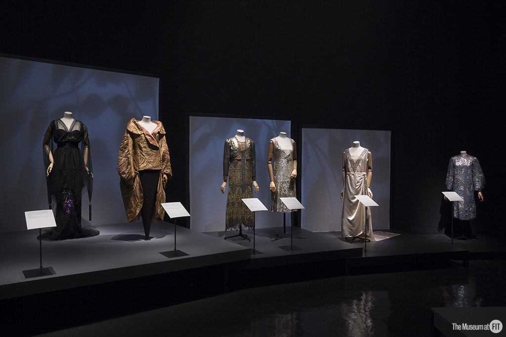 nstallation view of the exhibition Proust's Muse, The Countess Greffulhe at The Museum at FIT. An exhibition developed by the Palais Galliera, Musée de la Mode de la Ville de Paris. Photograph :copyright: 2016 The Museum at FIT.