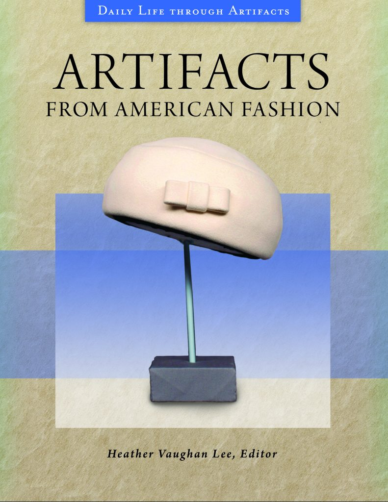 Book Cover for Artifacts from American Fashion by Heather Vaughan Lee
